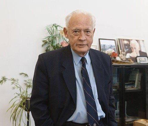 Ушел из жизни общественный, научный и политический деятель Юрий Рыжов