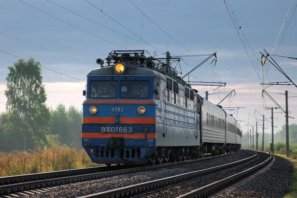 В Приамурье поезд насмерть сбил мужчину, разгуливавшего по путям