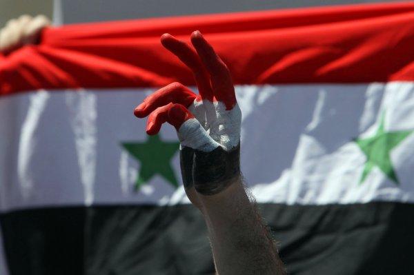 В Дамаске обстреляли здание консульства России