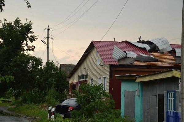 Во время урагана в Псковской области погиб подросток