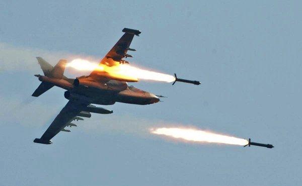 Коалиция ВВС США нанесла авиаудар по жилым кварталам города Ракки