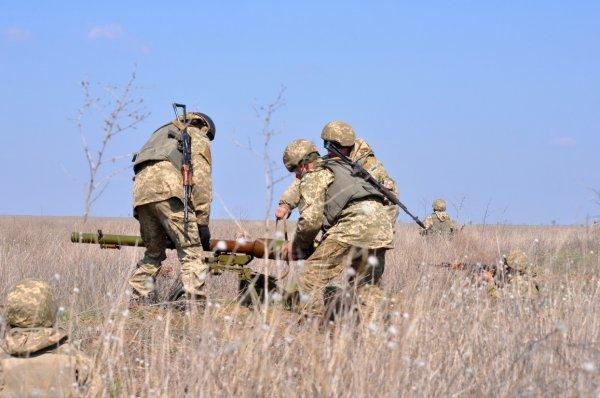 Из-за взрыва на полигоне в Киевской области один солдат погиб, пятеро ранены
