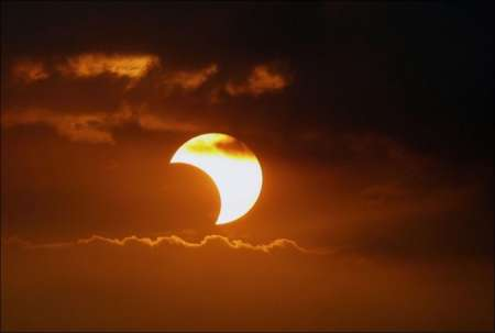 Лунное затмение 7 августа 2017 года: Онлайн-трансляция