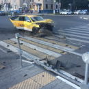 Под Москвой автомобилист сбил 5 человек на тротуаре
