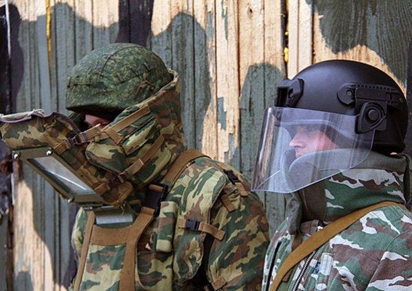 В Чите на базе приема металла найден еще один боеприпас