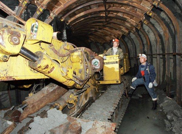 В МЧС сообщили, что ситуация на руднике «Алросы» в Якутии ухудшилась