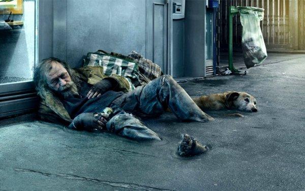 В Петербурге от переохлаждения умер бездомный