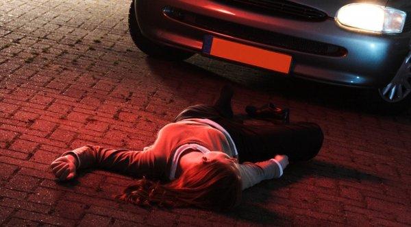 Mazda сбила  27-летнего пешехода на федеральной трассе в Карелии
