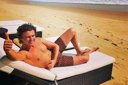 Прохор Шаляпин выложил в Instagram свои «голые» фото