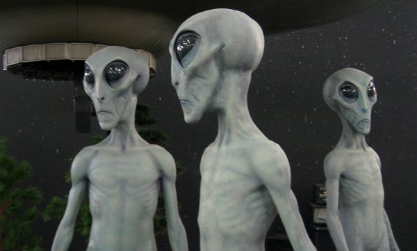 В Воронеже подростки обнаружили логово НЛО