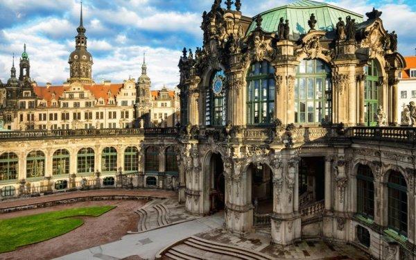 В Дрездене пьяного американского туриста избили за нацистское приветствие