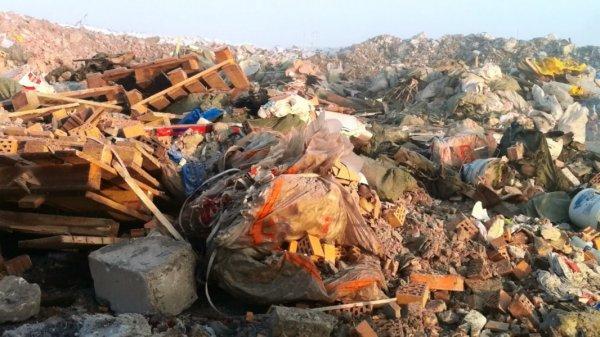 Под Нижневартовском на свалке обнаружены два обгоревших тела