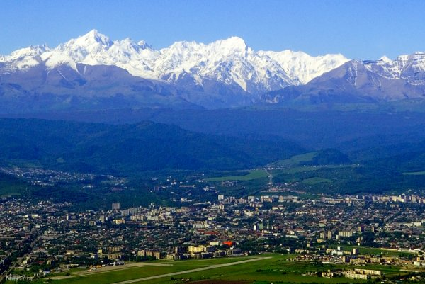 Из-за таяния ледника в Кабардино-Балкарии сошли сели