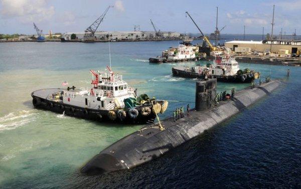 На американском острове Гуам ошибочно распространили сигнал об атаке КНДР
