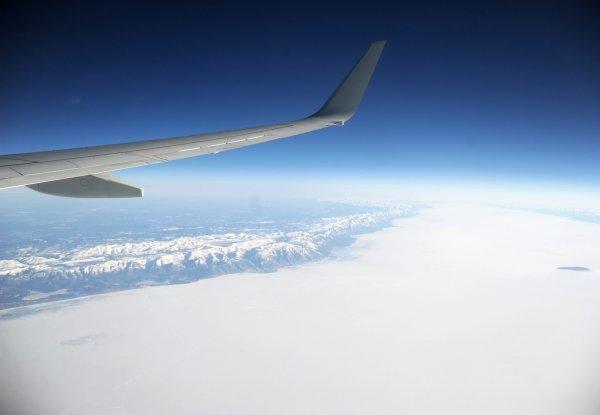 В Москве совершил экстренную посадку самолет из-за пьяного пассажира