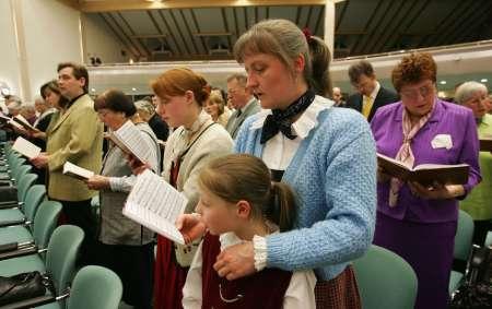 Минюст включил «Свидетелей Иеговы» в список запрещенных организаций в России
