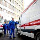 Для эвакуации пострадавшего в ДТП на севере Москвы направили вертолет