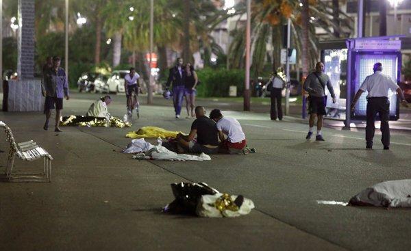 Эксперты рассказали, что общего в терактах 2017 года
