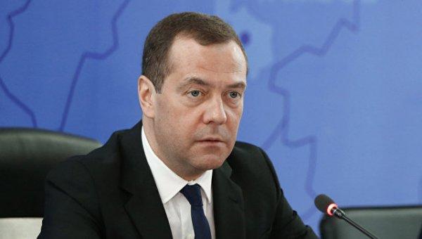 Дмитрий Медведев принес соболезнования жертвам теракта в Барселоне