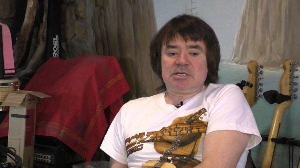 Музыкант Евгений Осин пропал без вести в Москве