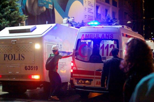 Российского туриста в Турции госпитализировали после конфликта с полицией