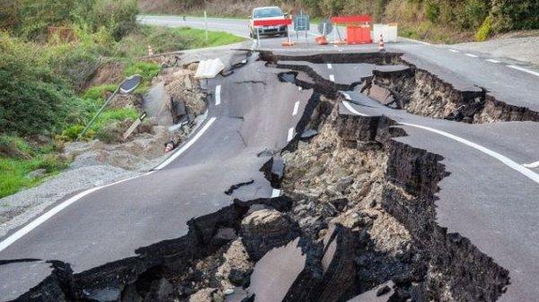 В Ставропольском крае произошло 5-балльное землетрясение