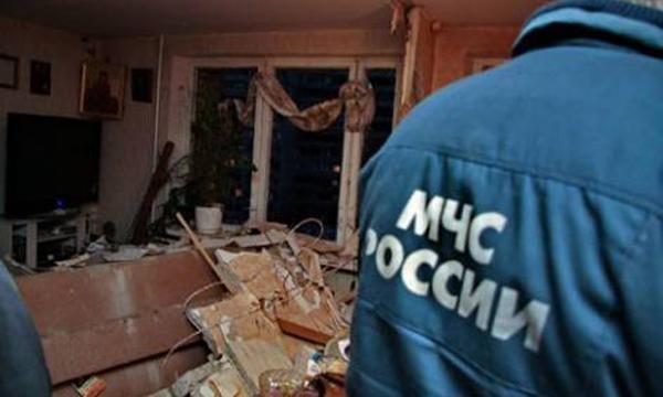 Хлопок газа произошёл в многоэтажном доме в Хабаровске