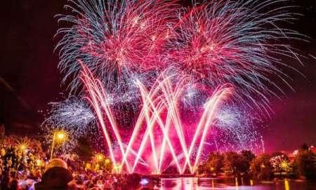 Фестиваль фейерверков «Ростех» в Москве 20 августа 2017: программа мероприятия, расписание. ВИДЕО