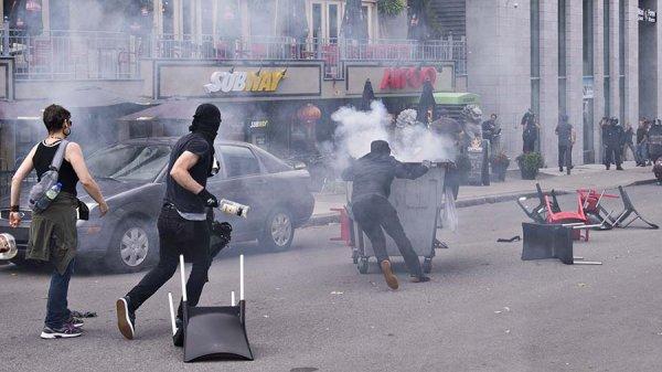 Полиция Квебека запретила демонстрацию ультраправых