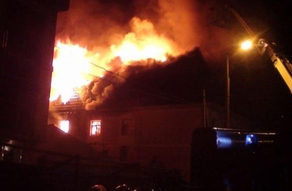 Стали известны причины большого пожара в Ростове-на-Дону