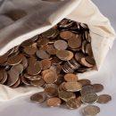 Житель Кирова выплатил приставам долг в 46 тысяч рублей монетами по одной копейке