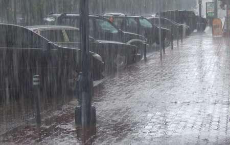 Стена дождя надвигается на Москву – синоптики