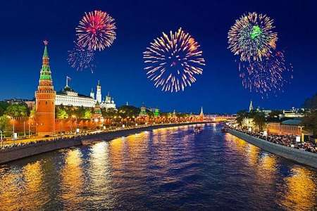 День города Москва 2017: какого числа, программа мероприятий