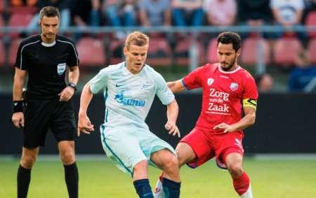 «Зенит» - «Утрехт», Лига Европы 24.08.2017: прямая онлайн трансляция, прогноз на матч
