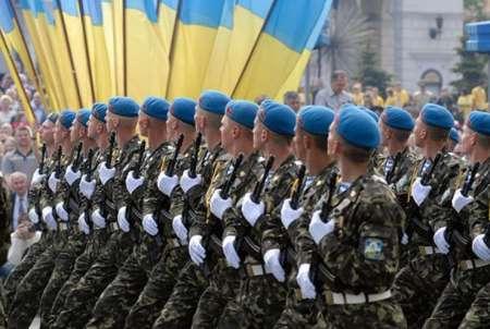 Парад ко Дню независимости в Киеве 24.08.2017. ВИДЕО