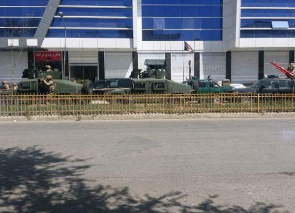 В мечети в столице Афганистана Кабуле произошел взрыв