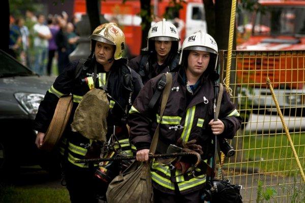 В Волгограде в пожаре погиб мужчина