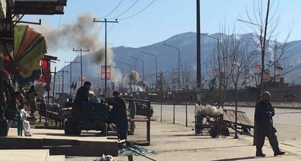 Ответственность за нападение в Кабуле на мечеть взяло на себя ИГ