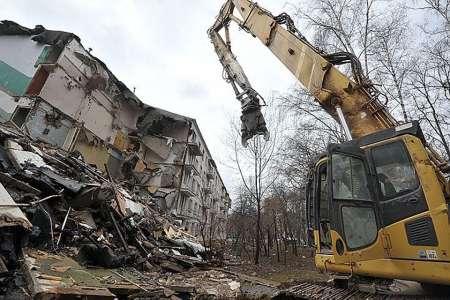 В ЮЗАО Москвы выбрали 38 площадок по программе реновации