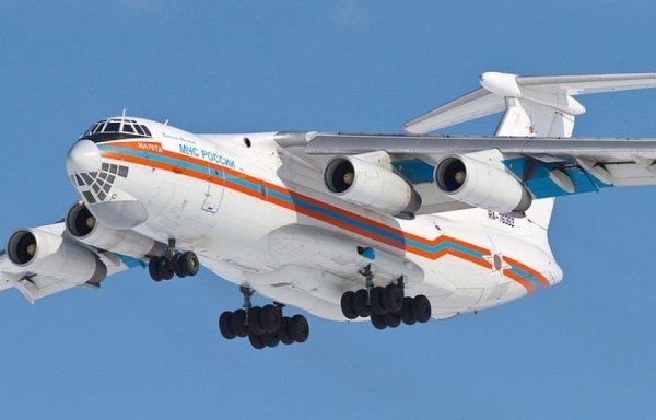 Из Грозного Ил-76 доставил в Москву и Нижний Новгород тяжело больных пациентов