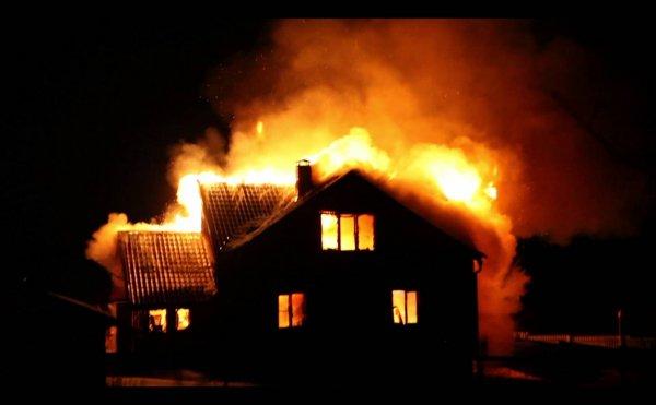 В Подмосковье в пожаре погибла супружеская пара