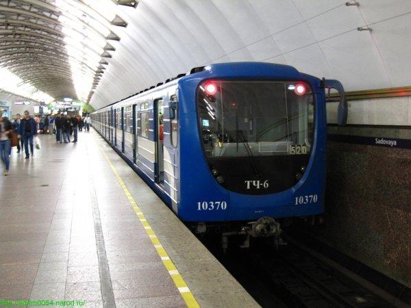 В Петербурге экстренно закрыли станцию метро «Пушкинская»