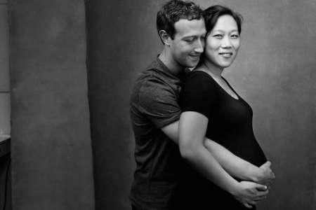 Основатель Facebook Марк Цукерберг сообщил о рождении второй дочери