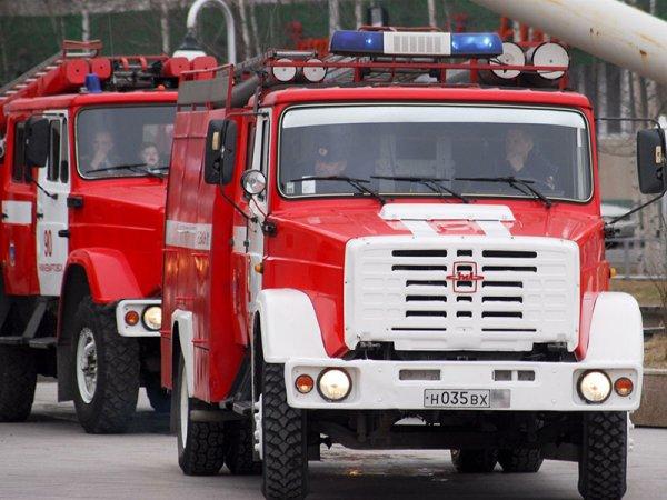 Из-за пожара в Тобольске были эвакуированы 356 человек