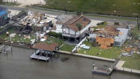Тропический шторм «Харви» обрушился в США на штат Луизиана. ФОТО, ВИДЕО