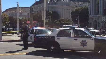 В Сан-Франциско автомобиль протаранил толпу пешеходов