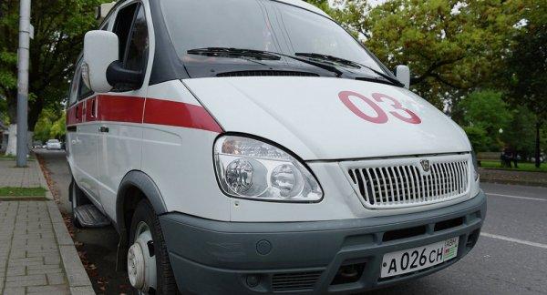В Москве двое рабочих упали с высоты шестого этажа и выжили