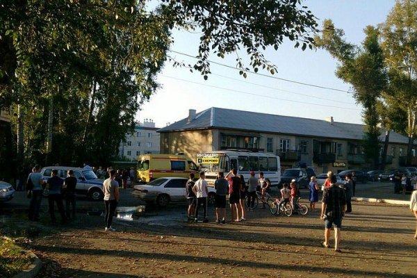 В Кемеровской области прокурор сбил семилетнего ребенка