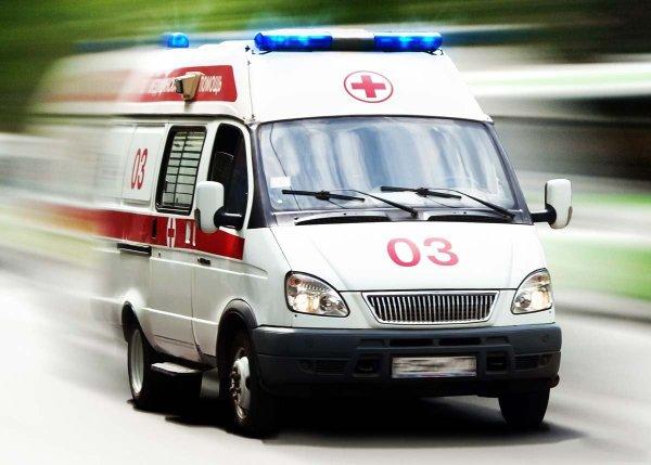 Под Красноярском юный водитель спровоцировал массовую аварию и погиб