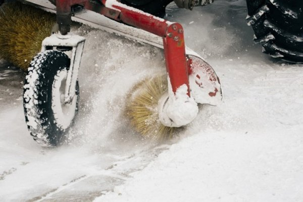 В Приамурье из-за снегопада объявили режим ЧС